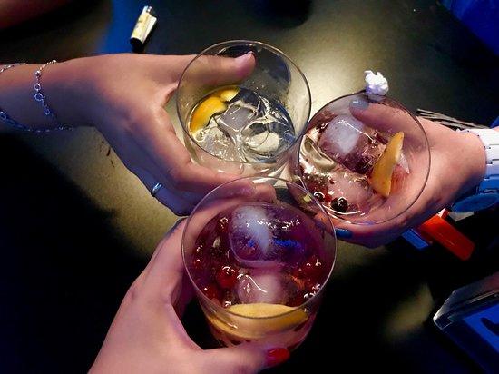 Mini Gin S Tonics En Ajo De Sopas Palencia Picture Of Ajo De Sopas Palencia Tripadvisor