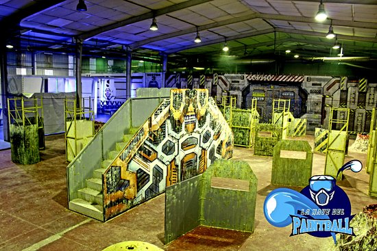 La Nave del Paintball Ourense