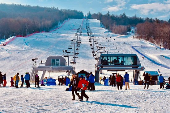 West Mountain Ski Resort