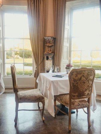 Castlemartyr Resort: stunning dining room