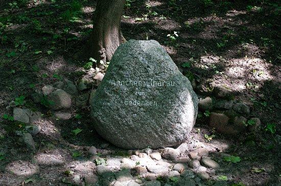 Memorial Stone Ankhen from Tarau