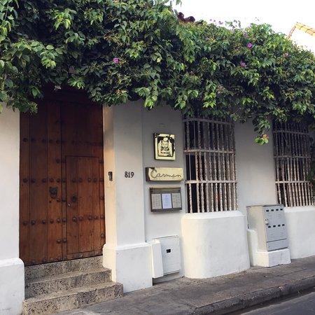 Carmen Restaurant Cartagena Restaurant Reviews Phone