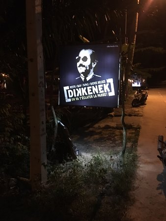 Dikkenek resto-bar Foto