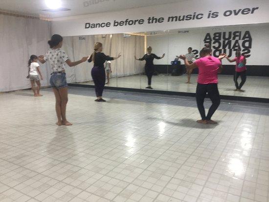 Aruba Dance Studios
