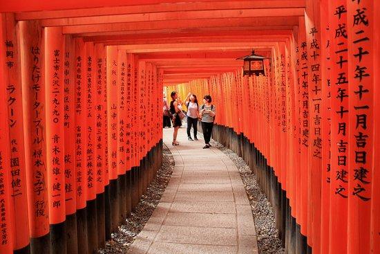 Japonsko: Torii shintoista. Racconto di Viaggio Giappone disponibile sul nostro sito.