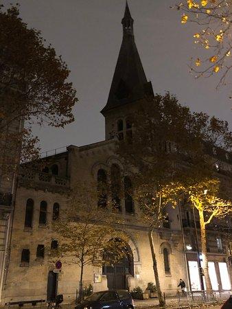 Eglise Saint Antoine des Quinze Vingts