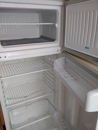 Вместительный полноценный холодильник Indesit