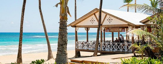 Excellence Punta Cana: A stunning beach with a beach bar for food and drinks a couple of steps away.
