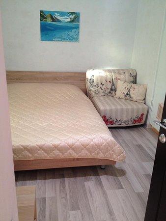 Дополнительное спальное место для ребенка кресло-кровать размером 1м х 2м
