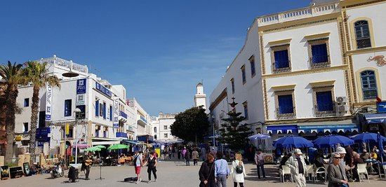 Valokuva: Private Day Trip from Marrakech to Essaouira City