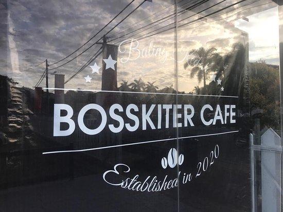 Baling, Malaysia: BossKiter Café