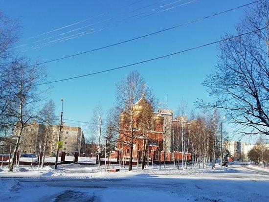 Kafedralny Sobor Troitsy Zhivonachalnoy