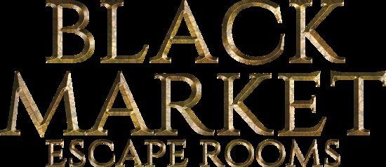 Black Market Escape Rooms