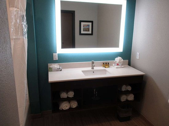 Best Western Plus Medical Center: Guest Room Vanity