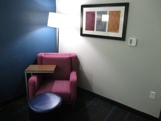 Best Western Plus Medical Center: Single King Guest Room