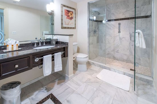 The Wyvern Hotel Punta Gorda- an Ascend Hotel Collection Member: Bathroom in suite