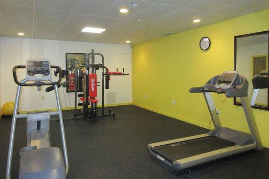 Fredonia, NY: Fitness center
