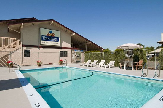 Travelodge by Wyndham Courtenay, Hotels in Comox