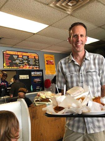Princes Hot Chicken Shack Nashville Restaurant Reviews Phone