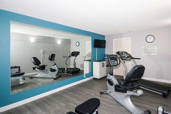Clinton, SC: Fitness center