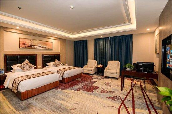 Shishi, Čína: Guest room