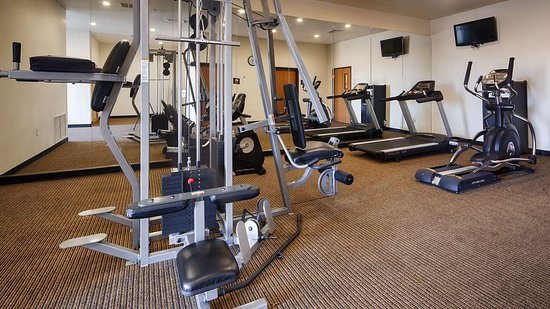 West, TX: Fitness Center