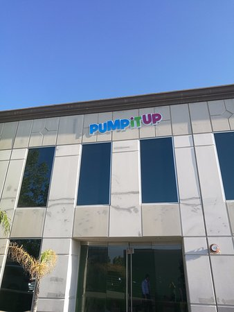 ‪Pump It Up‬
