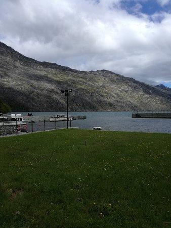 Zona portuaria del Parque nacional Lago Puelo, vivitalo no te vas a arepentir