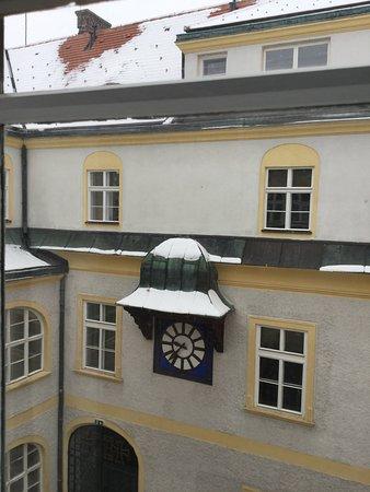 Gumpoldskirchen, Austria: Hof