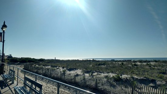 Ocean City Beach: Good morning beach