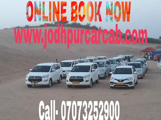 Jodhpur Car Cab Services