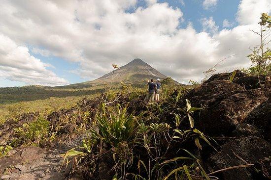 Tour combinato del vulcano Arenal 2