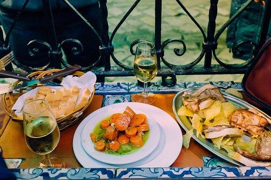 Tapas gourmet en Triana en Sevilla
