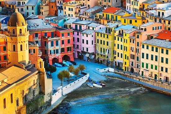 Best of Cinque Terre Day Trip from...