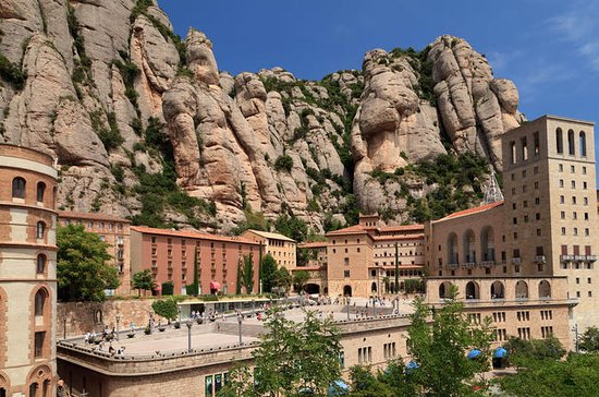 Morning Access to Montserrat...