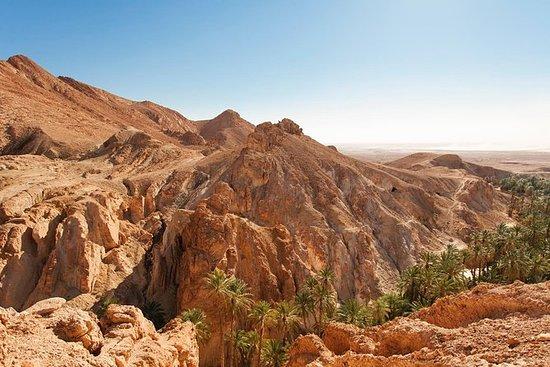 Indian Canyons en Jeep, además de un...