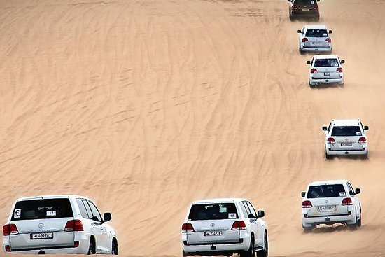 Full-Day Private Qatar Desert Safari...
