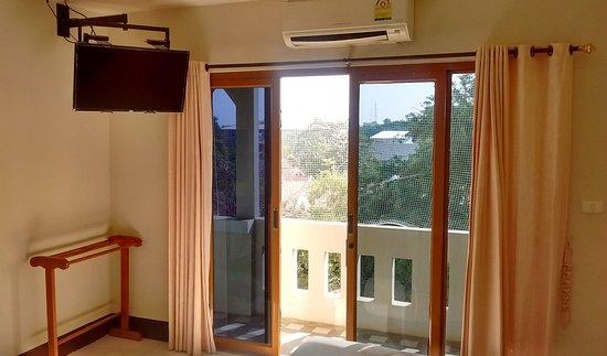 Amorn Sukhothai Hotel: Notre chambre 317