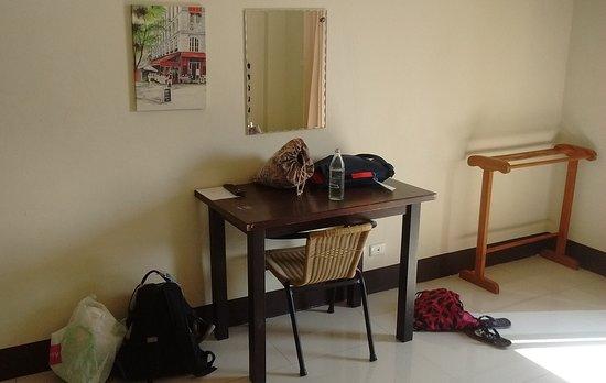 Amorn Sukhothai Hotel: Our room 317