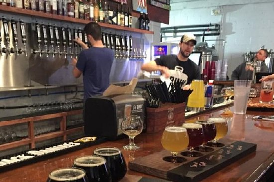 Nashville Brewery and Distillery Tour