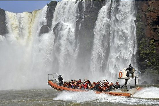 Argentinean Falls Great Adventure...