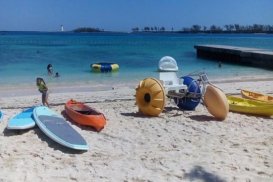 Bahama Kayak Full Day pacchetto di