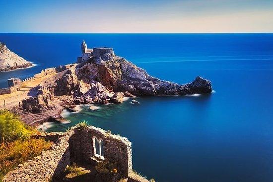 Cinque Terre og Portovenere dagstur fra...