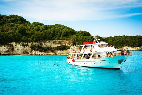 Syvota Blue Lagoon Full-Day Cruise...