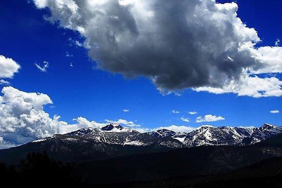 Liten gruppe tur på Rocky Mountain...