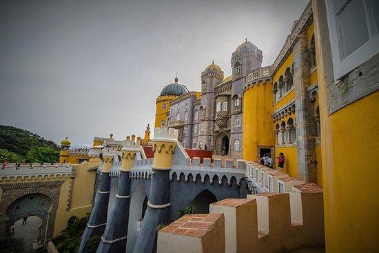 Sintra Pena Palace og maurisk slott...