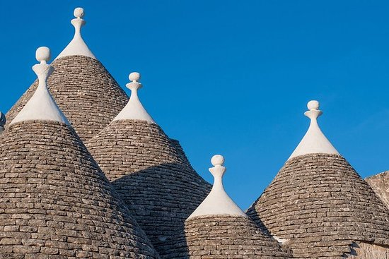 Visite privée: journée d'Alberobello...