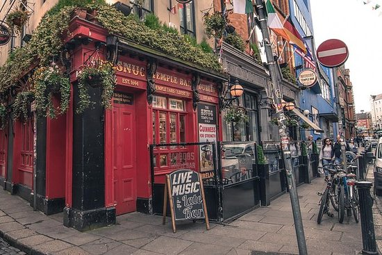 都柏林的人迹罕至:发现圣殿酒吧