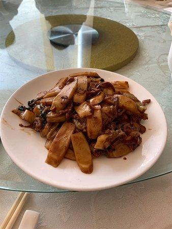 上海炒年糕