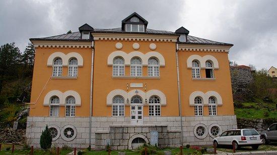 צטיניה, מונטנגרו: St. Peter of Cetinje